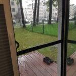 bochnia moskitiera na okno dachowe
